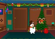 圣诞节门逃脱