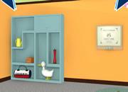 普太的房间
