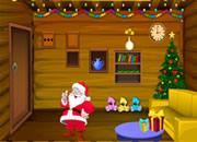 圣诞节快乐庆祝逃脱