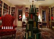 圣誕節逃離白宮
