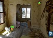 逃離破舊房子