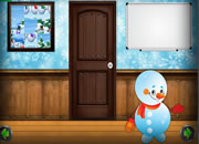 雪人房间逃脱-
