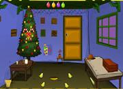 圣诞节老房子逃脱