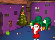 假期圣誕房間逃脫