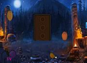 黑暗森林守卫逃离