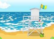 逃離海灘度假屋