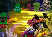 Fantasy Dream Garden Escape