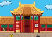 中國寶藏逃離