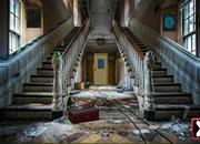 Suspicious Abandoned Place Escape