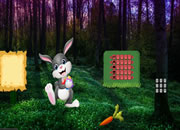 Easter Bunny Forest Escape