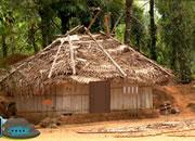 遺棄的部落村莊