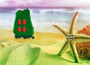 貝殼海岸逃離