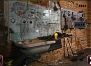 Abandoned Work Shop Escape