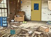 廢棄木屋逃離