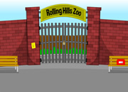 Abandoned Zoo Escape