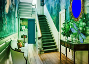 Mural Modern House Escape