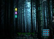 逃离黑暗树林
