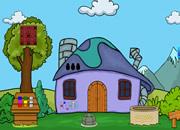 乌龟逃出小房子
