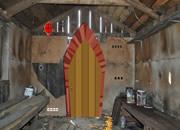 Inside Wooden Hut Escape