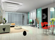 Classic Bright Living Room