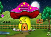 Fairy Mushroom House Escape