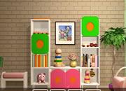 彩色玩具屋
