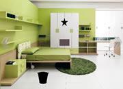 Green Living Room Escape