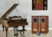 逃出音乐器材室