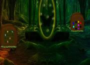 逃離黑暗自然森林