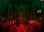 幻想中世纪房子逃离