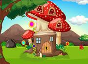 逃离红蘑菇房子