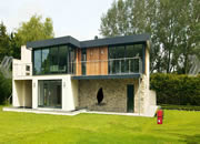 Creative Modern Wooden House Escape