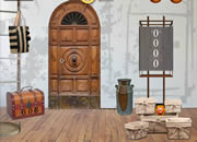 Vintage Villa Room Escape