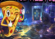 Gleeful Pizza Escape