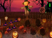 Giant Pumpkin Forest Escape