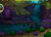 Halloween Cave Escape
