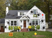 Brilliant Halloween House
