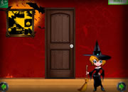 Halloween Room Escape 12