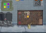 Rusty Warehouse Escape