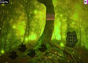 Fantasy Lighting Forest Escape