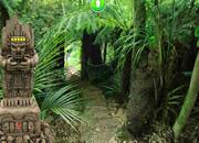 神秘的丛林逃生