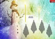 圣诞童话森林逃离
