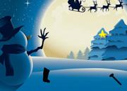 逃离圣诞小屋