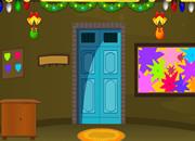 圣诞节石室逃脱