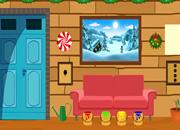 Christmas Green Room Escape