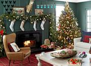 逃离圣诞树房子-