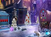 圣诞老人逃脱-