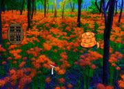 逃离魔幻花森林