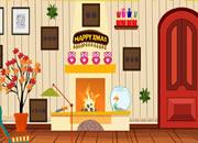Christmas Happy Room Escape