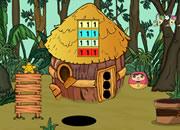 仓鼠逃脱房子